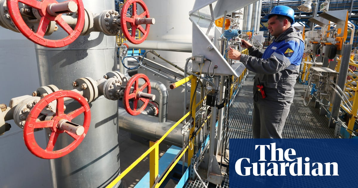 EU energy official says bloc must end reliance on foreign fossil fuels