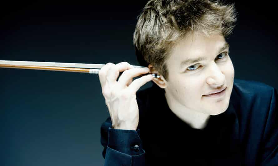Hugo Ticciati: 'We need to make the music strange again.'