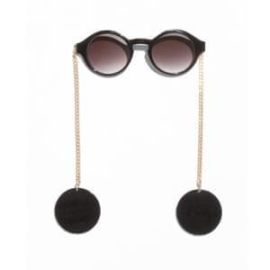 Sunglasses, £17, stories.com.