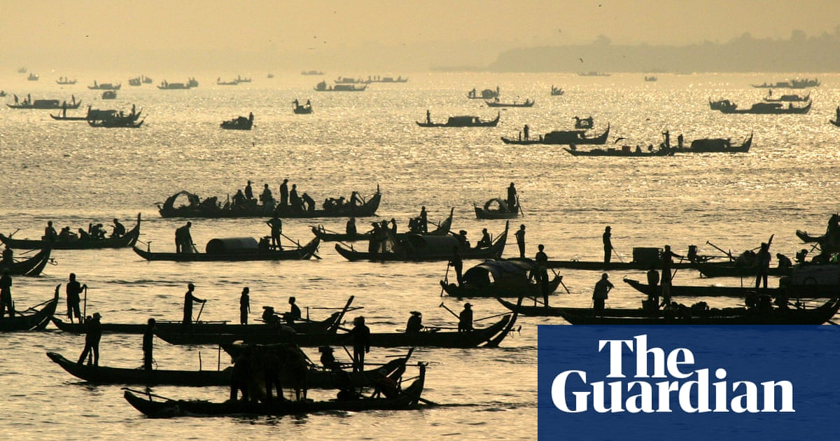 The Mekong river: stories from the heart of the climate crisis