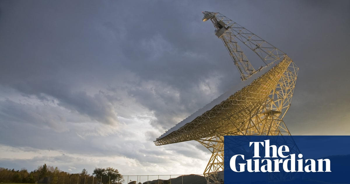 It's quiet out there: scientists fail to hear signals of