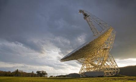 Green Bank telescope, West Virginia