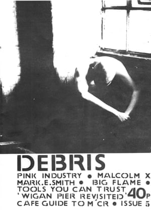 Haslam's fanzine, Debris