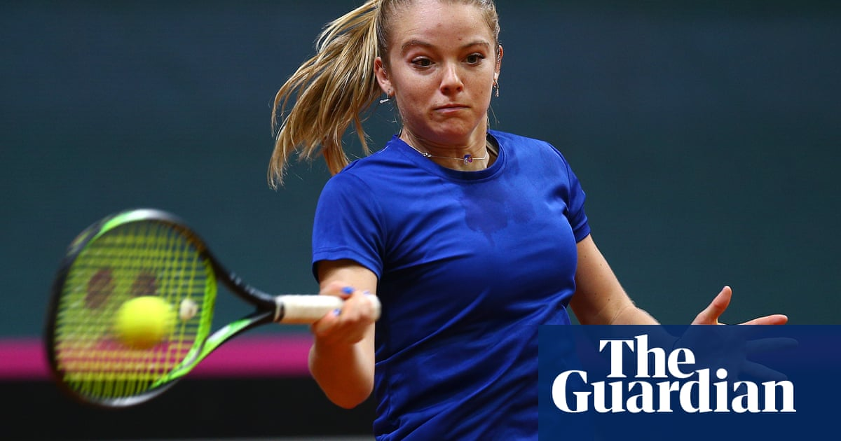 Katie Swan favourite for Progress Tour hit by Watson and Dart withdrawals