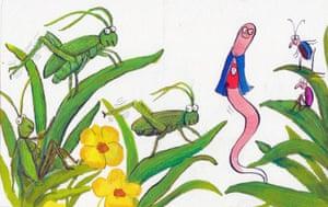 9 Superworm