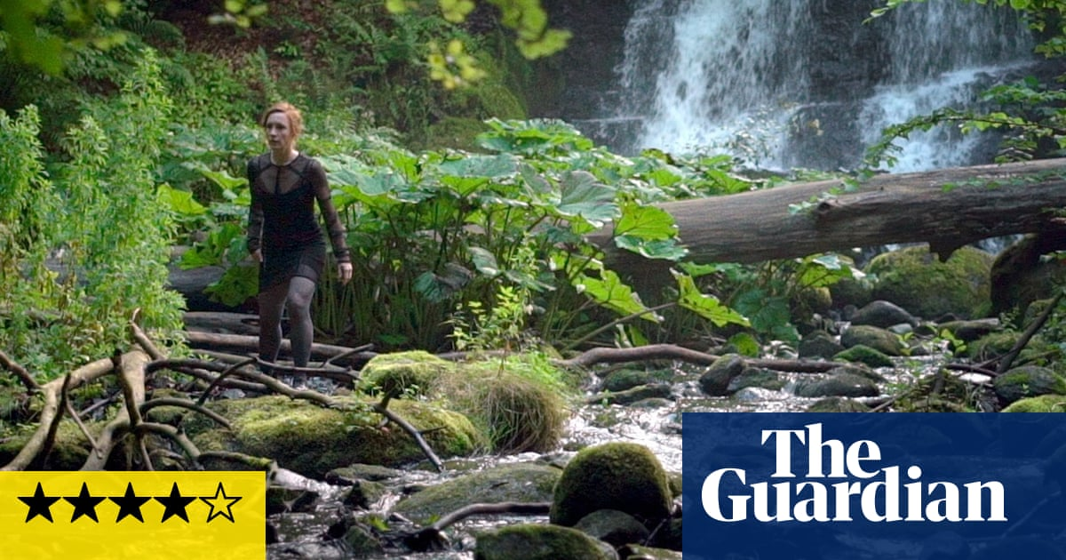 Aniara review – a eerily mesmerising outer-space odyssey
