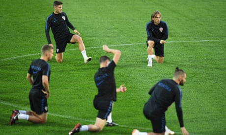 Croatia invoke grievance procedure for closed-doors rerun with England