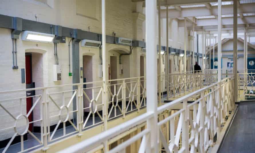 HMP Portland interior