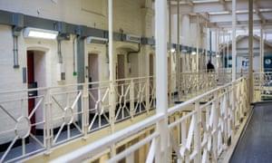 HMP Portland prison, Dorset