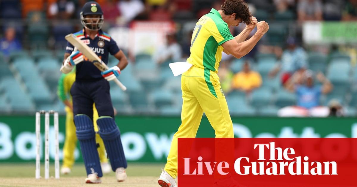 Australia v India: third one-day international – live! – The Guardian