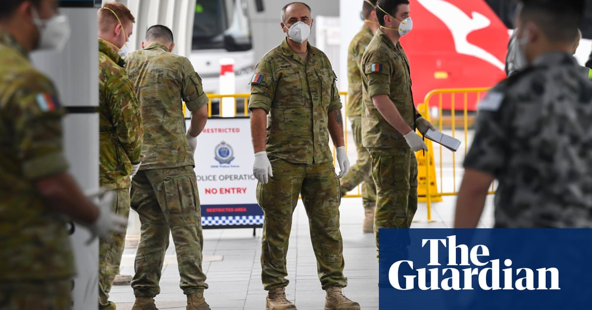 Essential poll: Australians back strong surveillance and banning all international flights to curb Covid – The Guardian