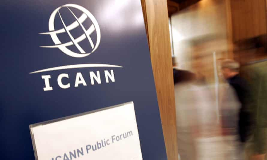 The Internet Corporation for Assigned Names and Numbers (Icann) has since its founding is 1998 controlled internet domain names through a contract with the US government.