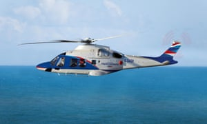 Island Helicopters plans to start flights to Scilly in May