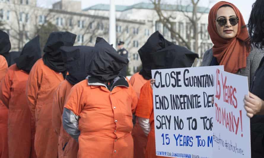 gitmo protests