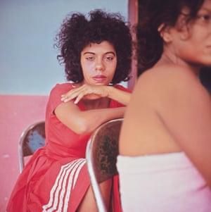 Tesca, Cartagena, Colombia, 1966. All photographs: © Danny Lyon, courtesy Edwynn Houk Gallery, New York