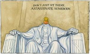 Steve Bell 08.01.20 cartoon