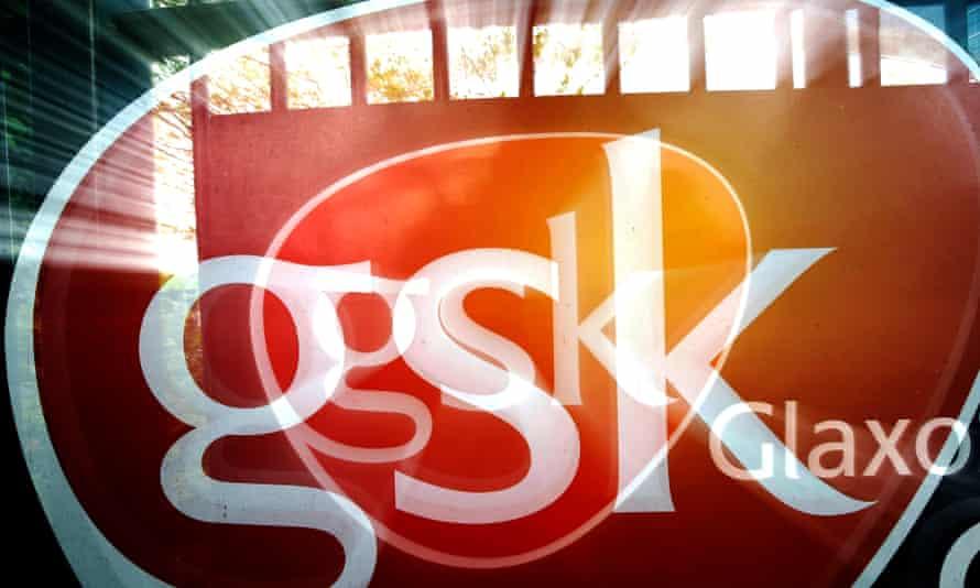 GlaxoSmithKline sign