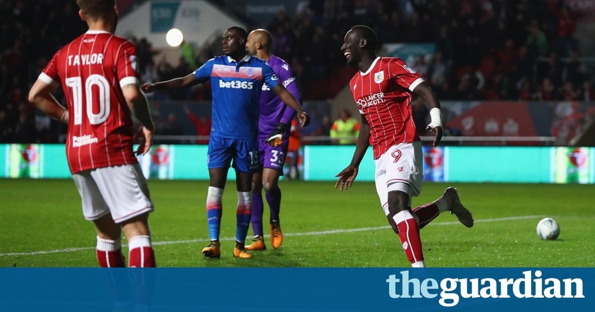 Carabao Cup roundup: Hughes demands better after Stoke lose to Bristol City