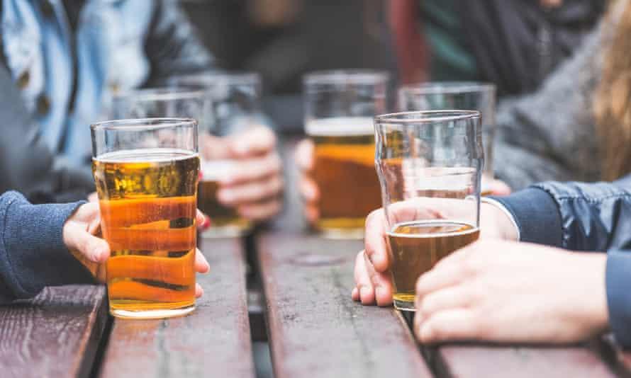 Beer, pre-pandemic