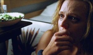 Big emotions, big salad ... Elisabeth Moss in Queen of Earth