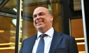 Mike Lynch: his firm was based 'out of Cambridge'.