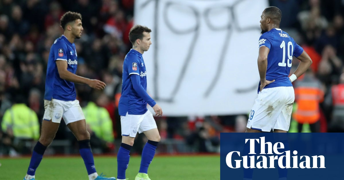 The Fiver | Ancient history and empty promises for Evertonians