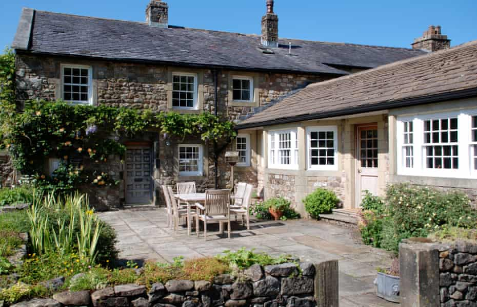 The Piggeries cottage at the Inn at Whitewell, Lancashire
