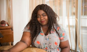 Stephanie Yeboah: 'To be body positive, you have to be acceptably fat – size 16 or less – or white, or very pretty.'