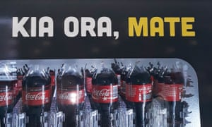 "Coca-Cola wrote ""Kia ora, mate"" on a vending machine, but Mate means death in Maori."