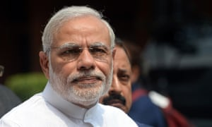 Narendra Modi, the Indian prime minister, has praised opposition politician Shashi Tharoor for his comments