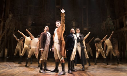 Hamilton … see it or your life has been a waste.