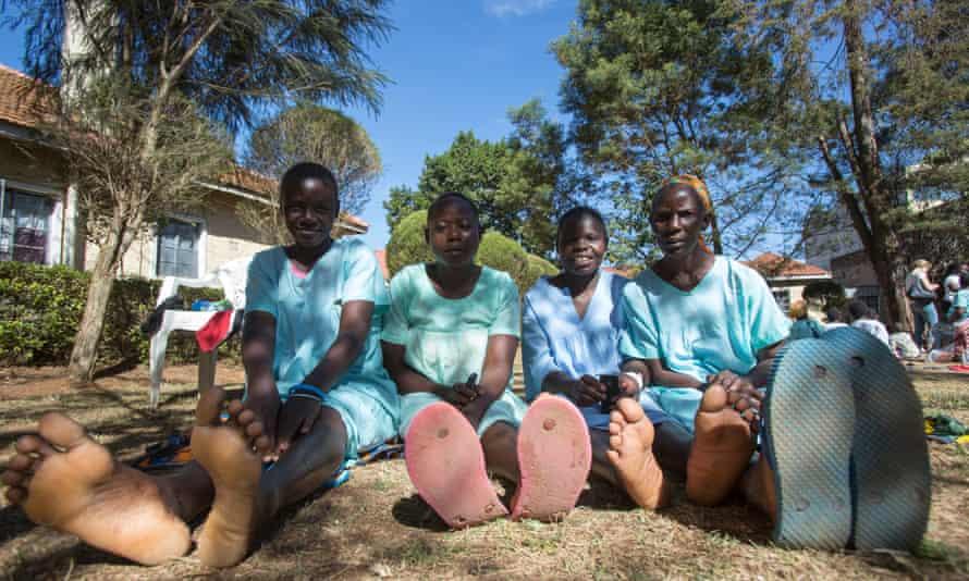Gynocare Fistula Centre and Maternity Centre in Eldoret, western Kenya