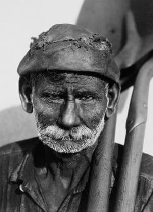 Coal Dock Worker, 1933