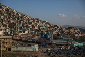 Western Kabul