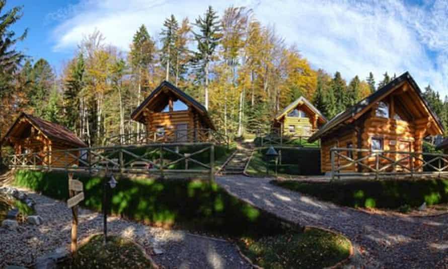 Green Village Ruševec, Pohorje
