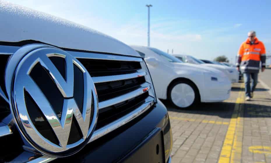 A new VW car