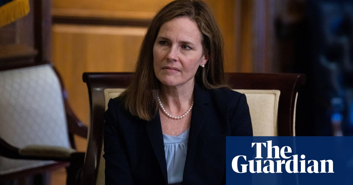 Revealed: Amy Coney Barrett supported group that said life begins at fertilization