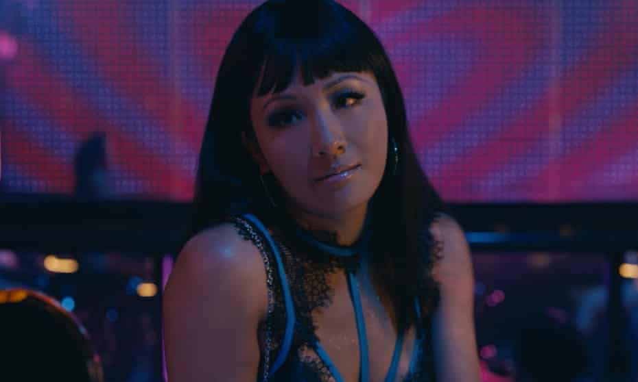 'I didn't play a stripper; I played a person who works in a strip club for a living': Constance Wu in Hustlers