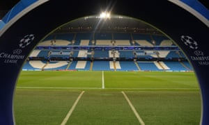 Manchester City could use their time during a two-year ban from Champions League football playing lucrative friendlies overseas.