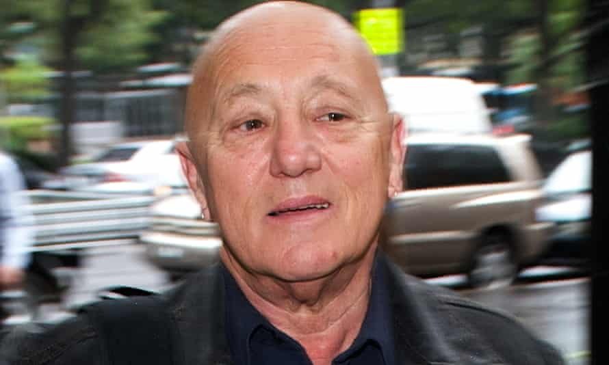 Former Rose Tattoo frontman Angry Anderson