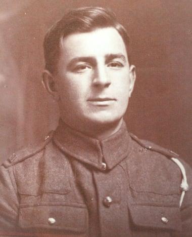 Bertie Wenn in 1914.
