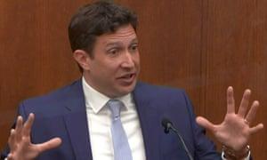 Northwestern Medicine cardiologist Dr. Jonathan Rich testifies in the Chauvin murder trial.