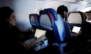 The US imposed restrictions on laptops in March on flights originating at 10 airports in eight countries.