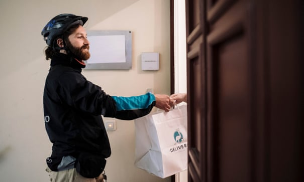 The truth about working for Deliveroo, Uber and the on