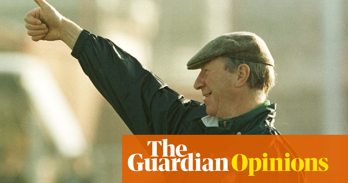 Jack Charlton, a giant fish and the memories that make us love sport | Max Rushden - the guardian