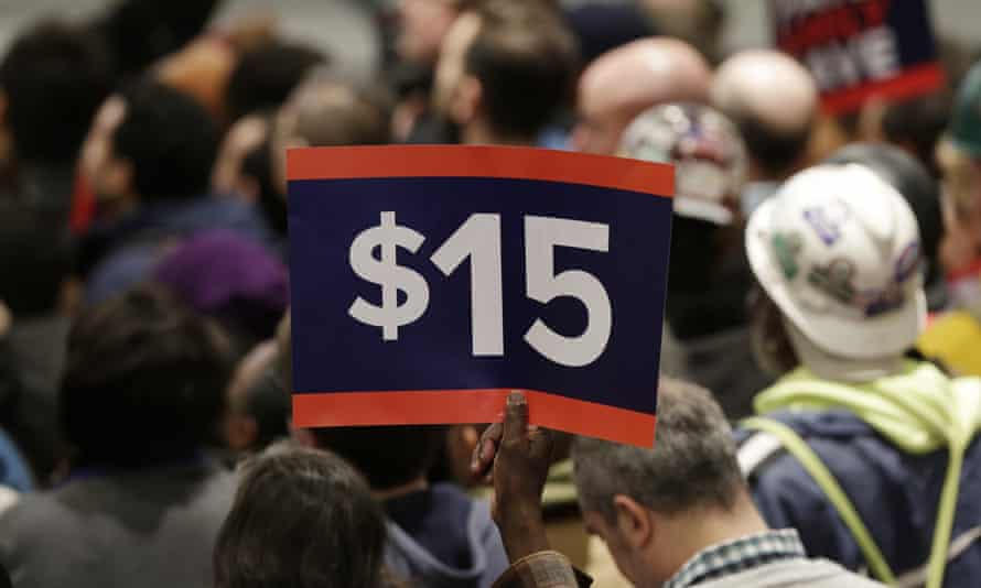 While the Fight for $15 has succeeded in persuading many cities to raise their minimum wage, 23 states have pre-emption laws forbidding local jurisdictions from doing so.