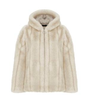 Crown jacket, £99, M&S.