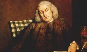 Samuel Johnson Joshua Reynolds