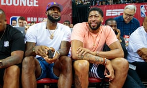 LeBron James and Anthony Davis are now teammates but the Lakers failed to build on the pair's new partnership.