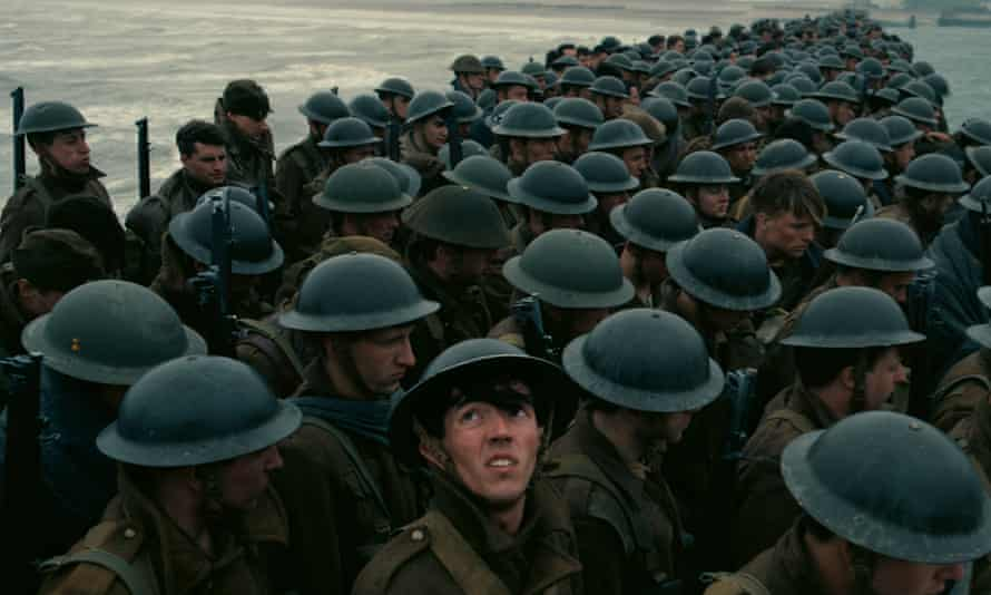 Christopher Nolan's Dunkirk coming at you in 70mm.